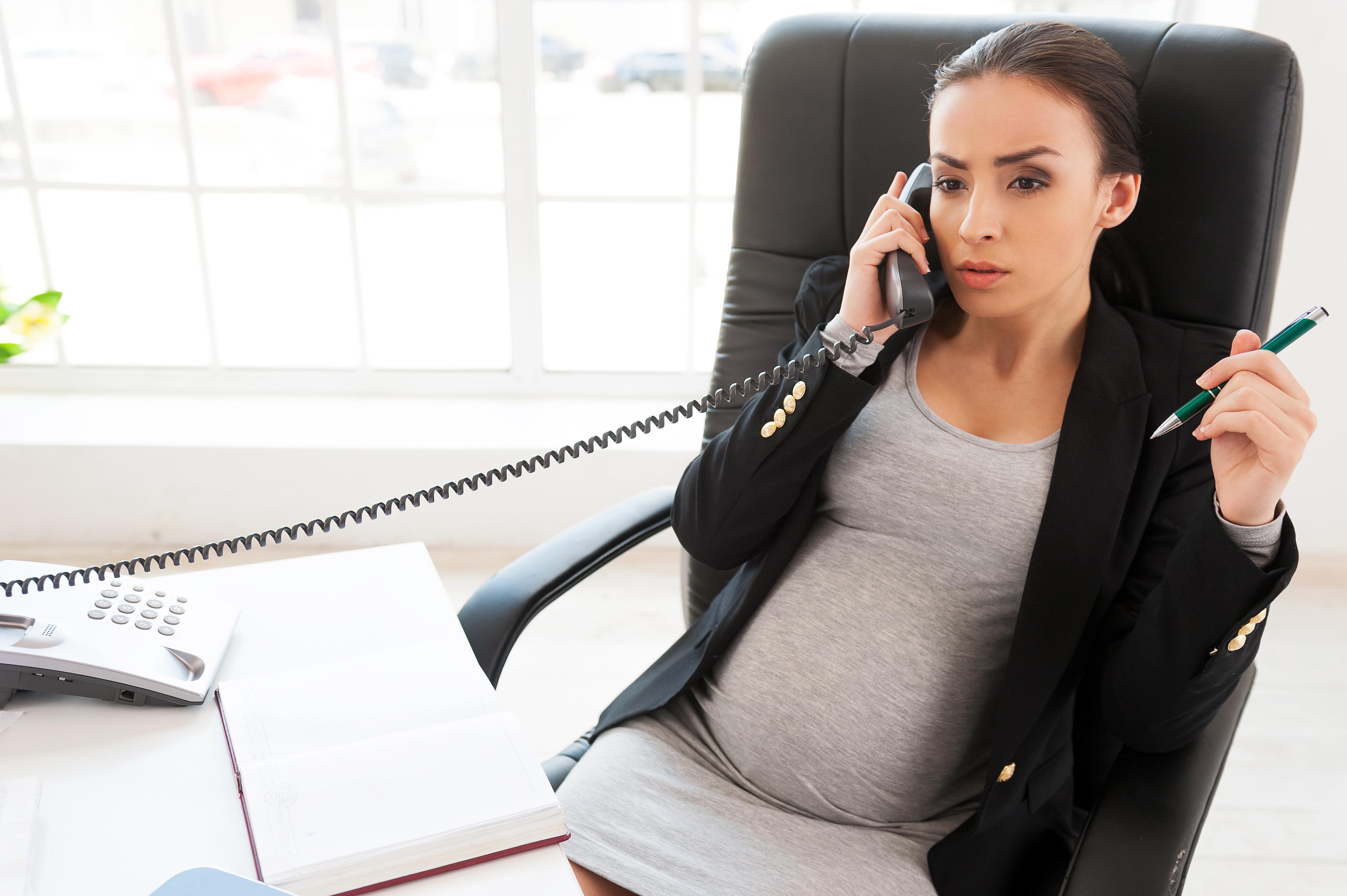 Где нельзя работать беременным женщинам