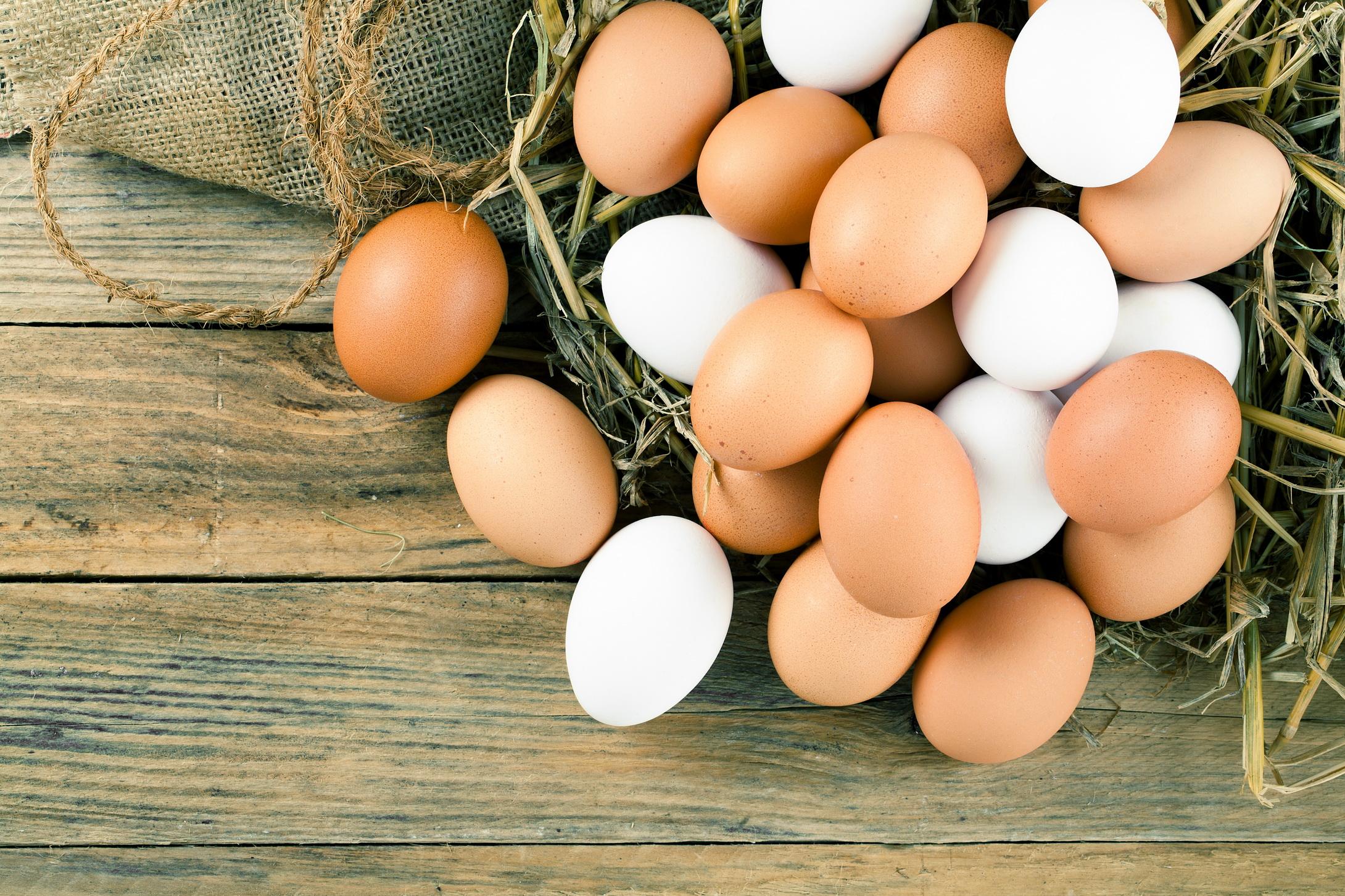 Czy jedząc codziennie jajka można schudnąć