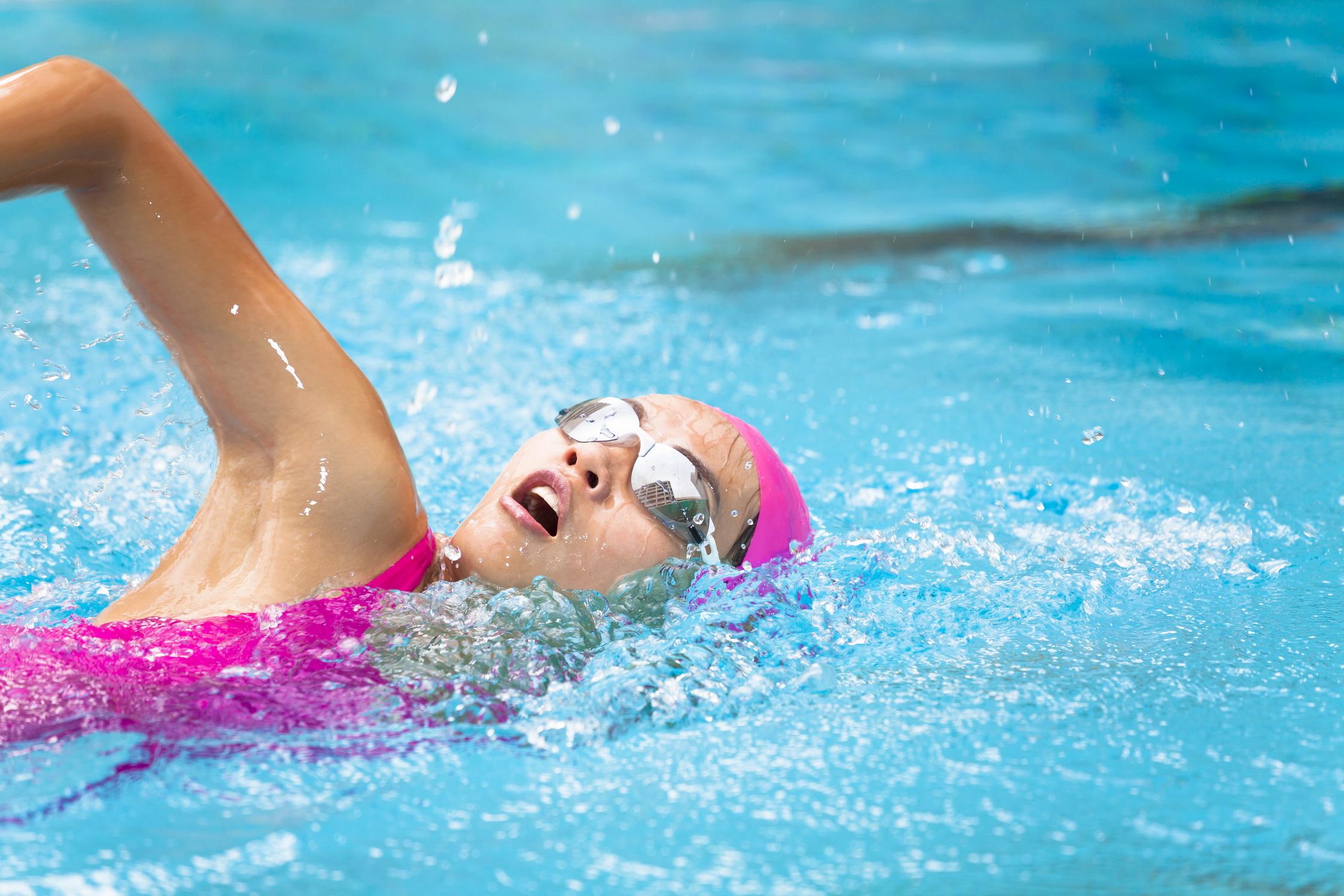 Pływanie - najszybsza metoda na odchudzanie? - Panna Anna Biega