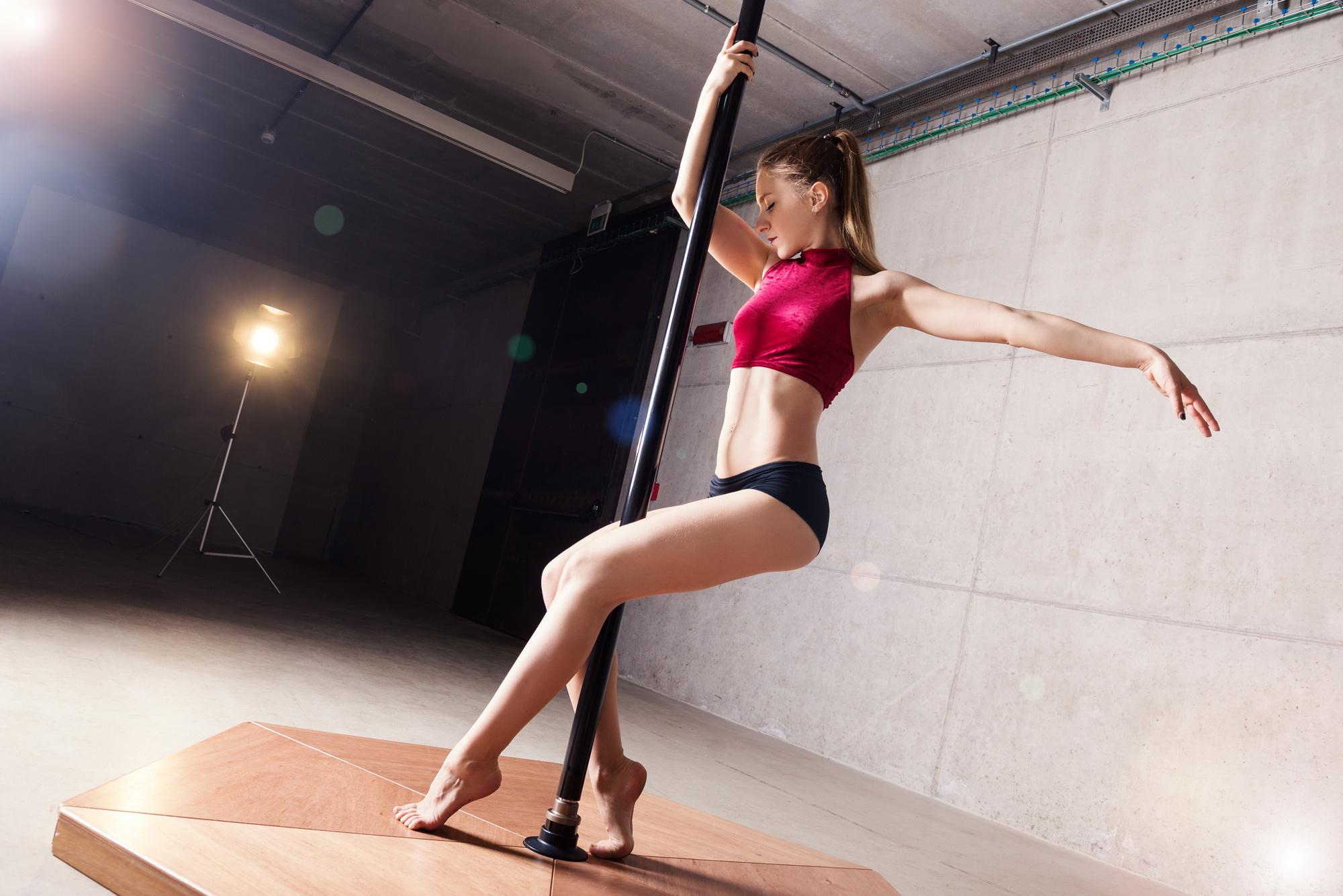 Czy pole dance pomaga schudnąć