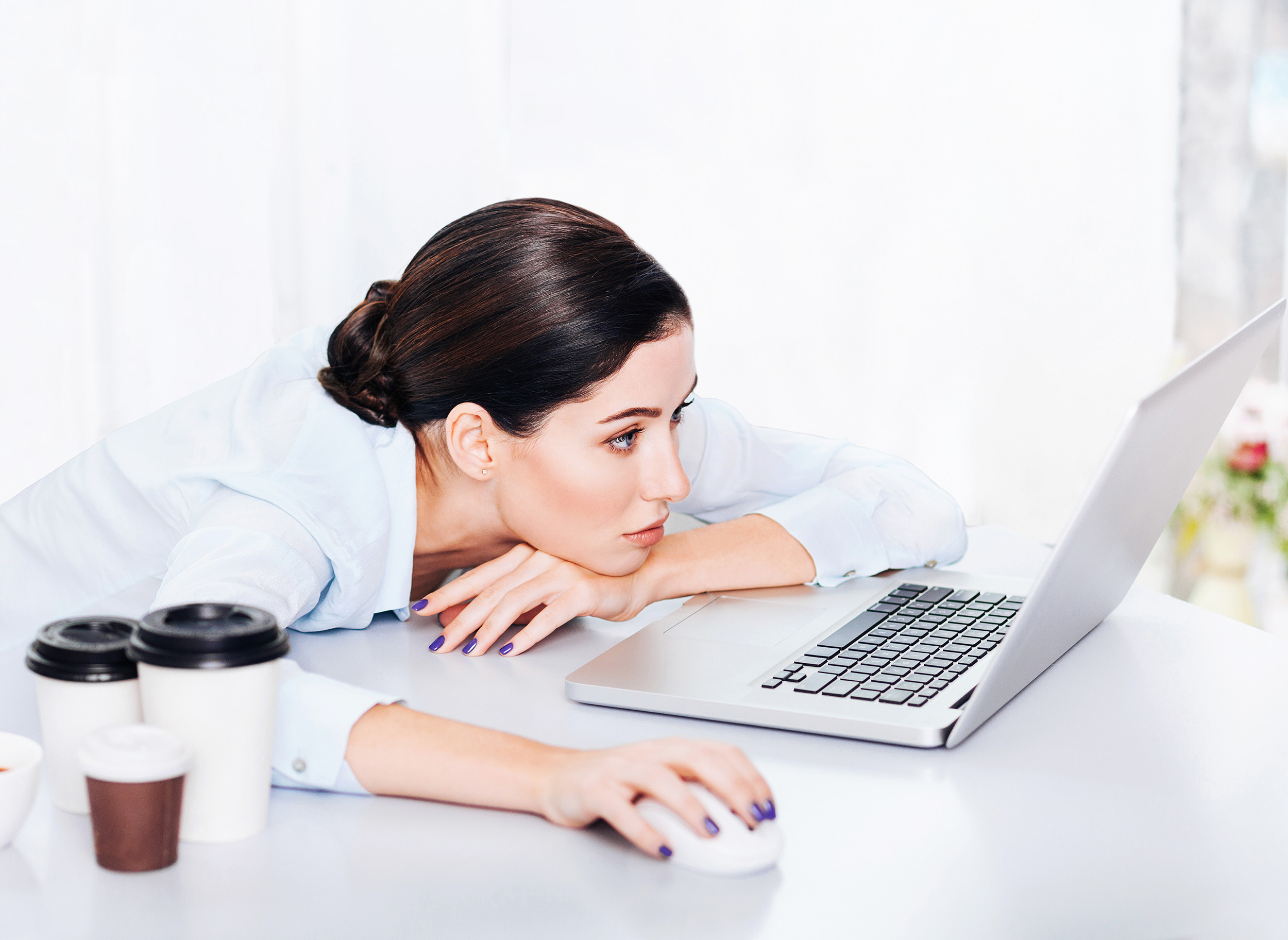 Szybkie I Wygodne Fryzury Do Pracy Kobietypl