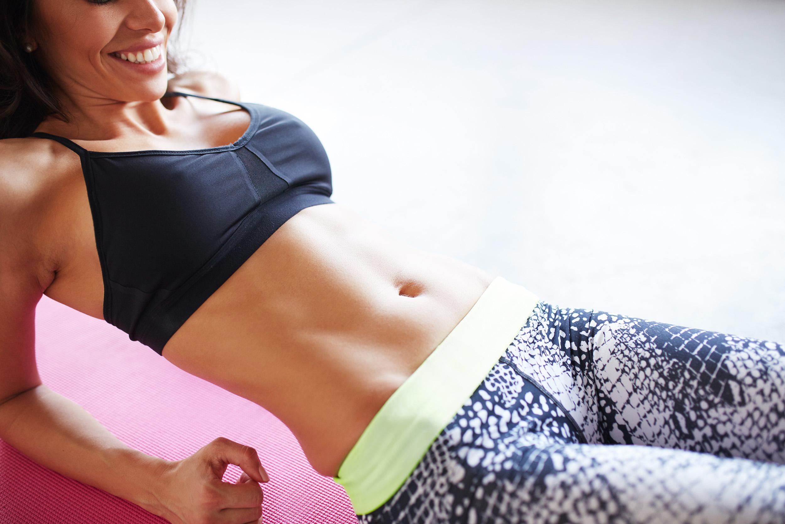 Tłuszcz na brzuchu nie mogę schudnąć ból brzucha