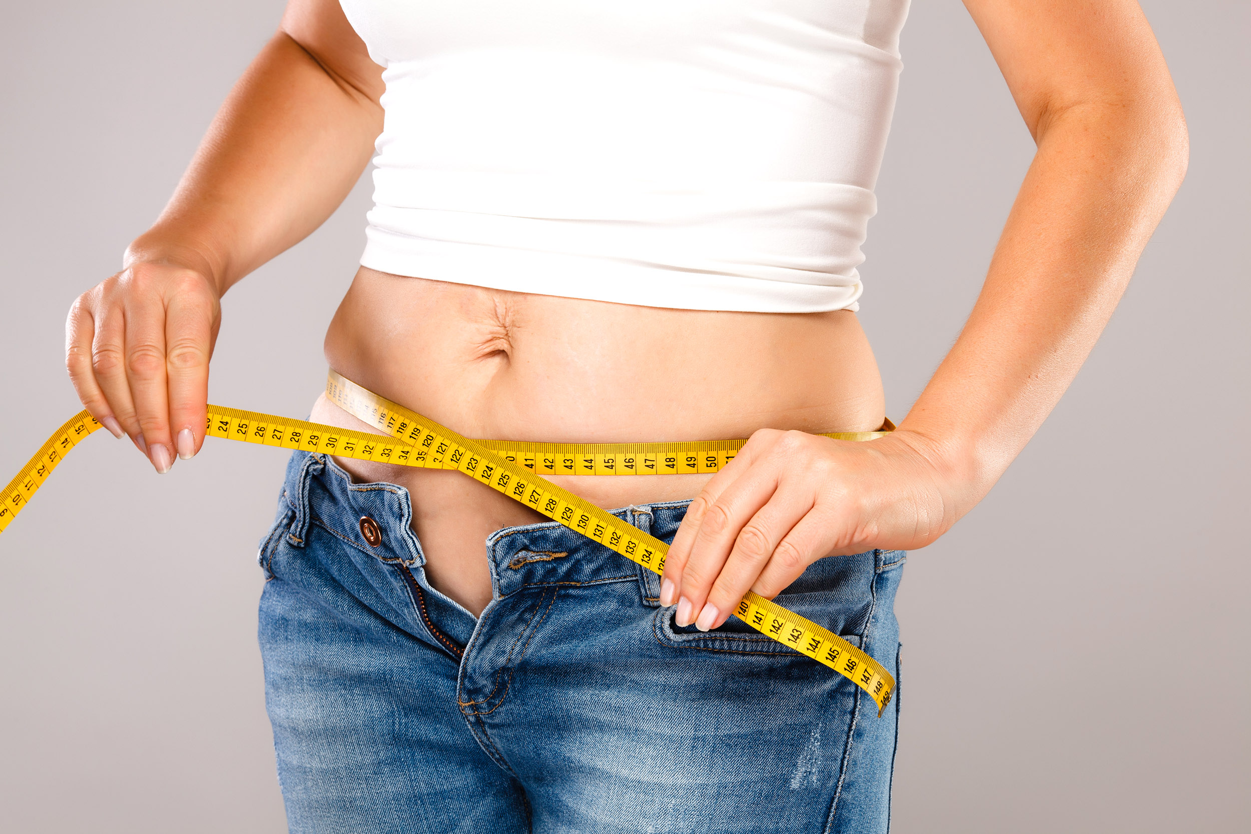 Jak schudnąć tak aby nie stracić biustu