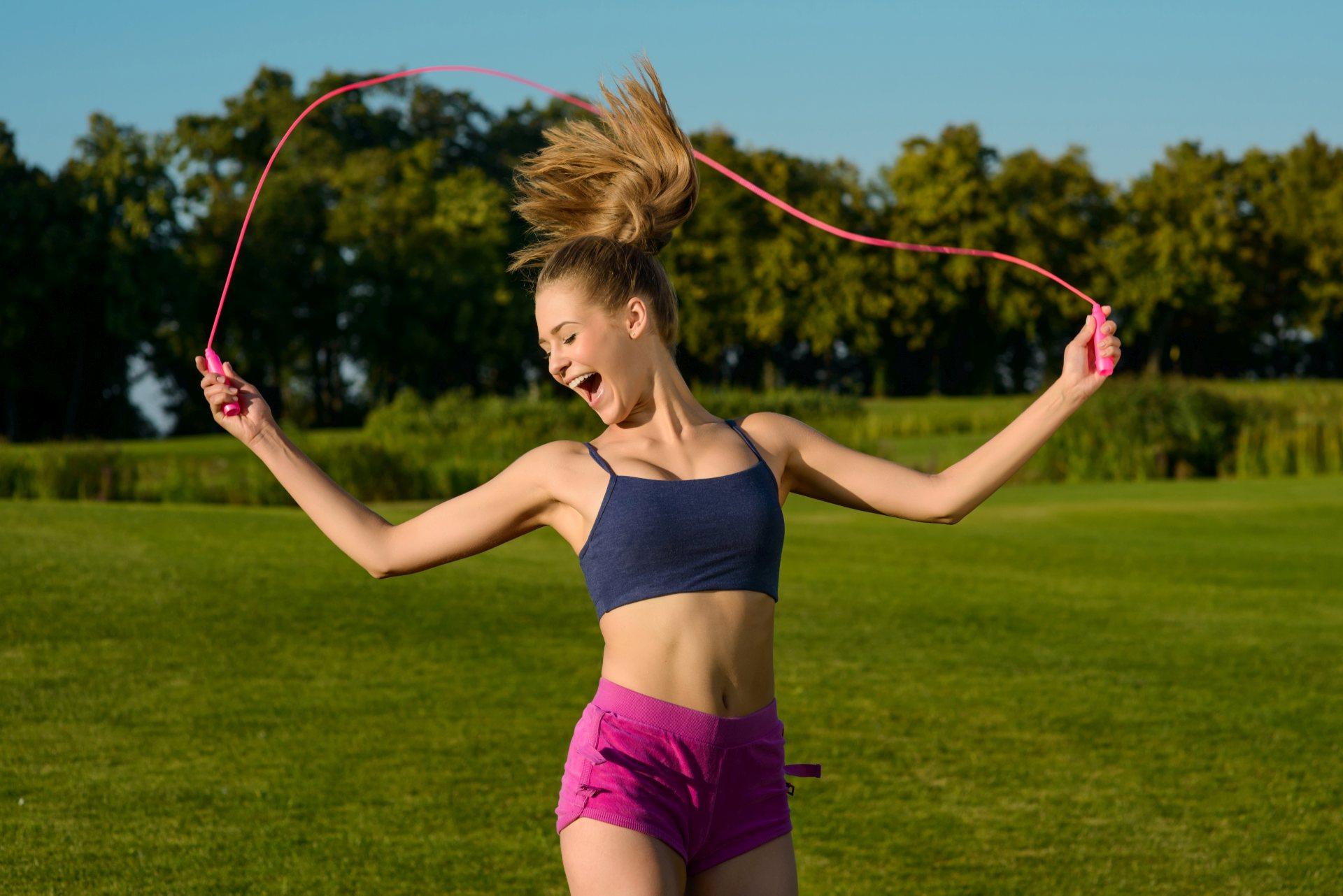 Ile muszę skakać na skakance, żeby schudnąć? - Forum Żywienie i Fitness Mangosteen - Forum